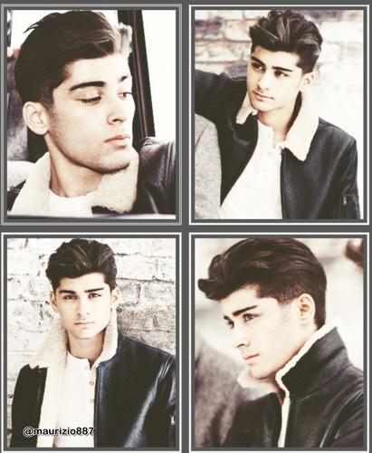 Zayn Malik Teen Vogue