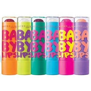 Maybelline Baby Lips wallpaper called all baby lips