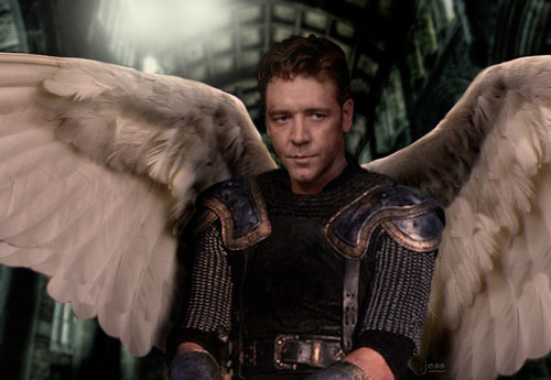 Angels wallpaper called archangel uriel