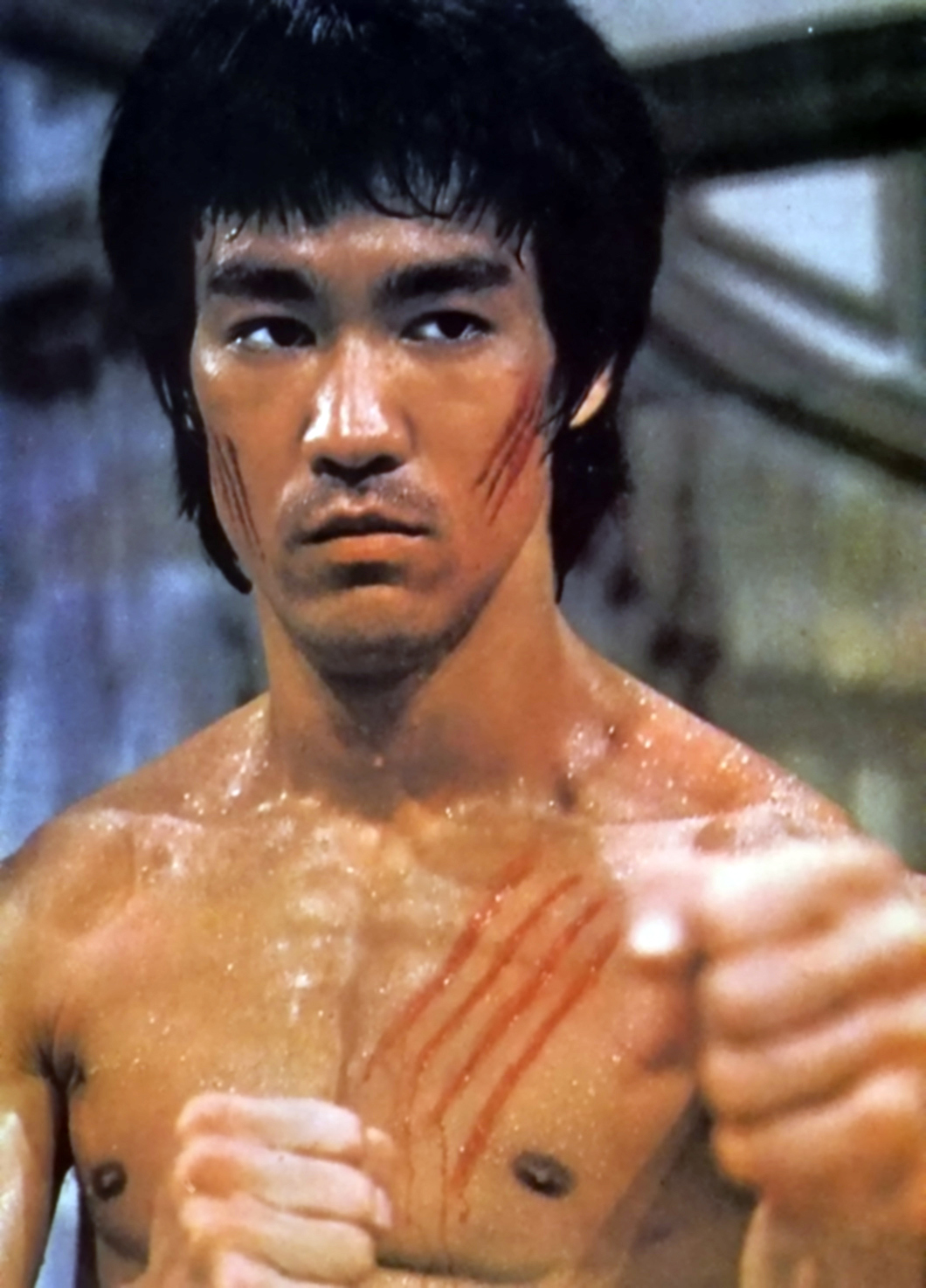 Final Project- I Am Bruce Lee: Fighting Stereotypes or ... Bruce Lee