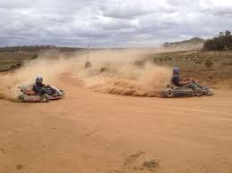 churning the dirt