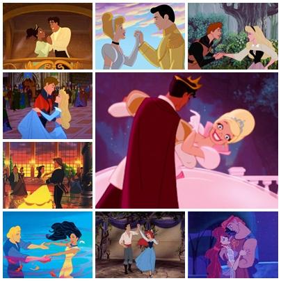 Disney Princess Dancing Cake Ideas And Designs