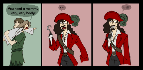 Captain Hook wallpaper containing Anime entitled funny hook