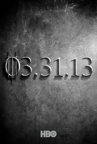 Game of Thrones- Season 3- Teaser Poster