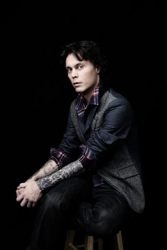 Ville Valo wallpaper entitled handsome man