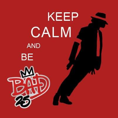 keep calm and be bad 25
