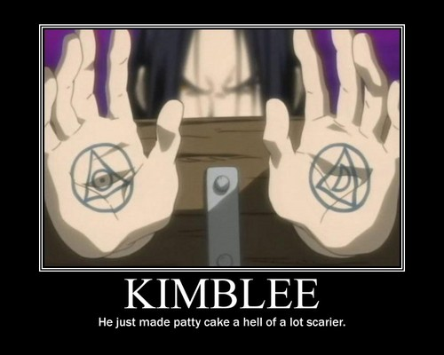 kimblee patty cake