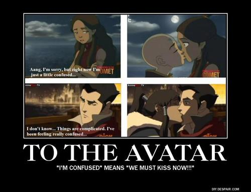 legend of korra/ the last airbender