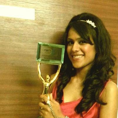 maanvi @ ITA award