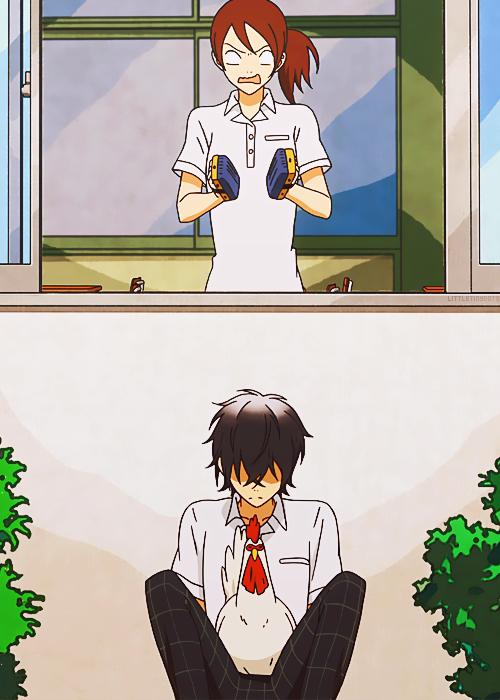 manga/anime