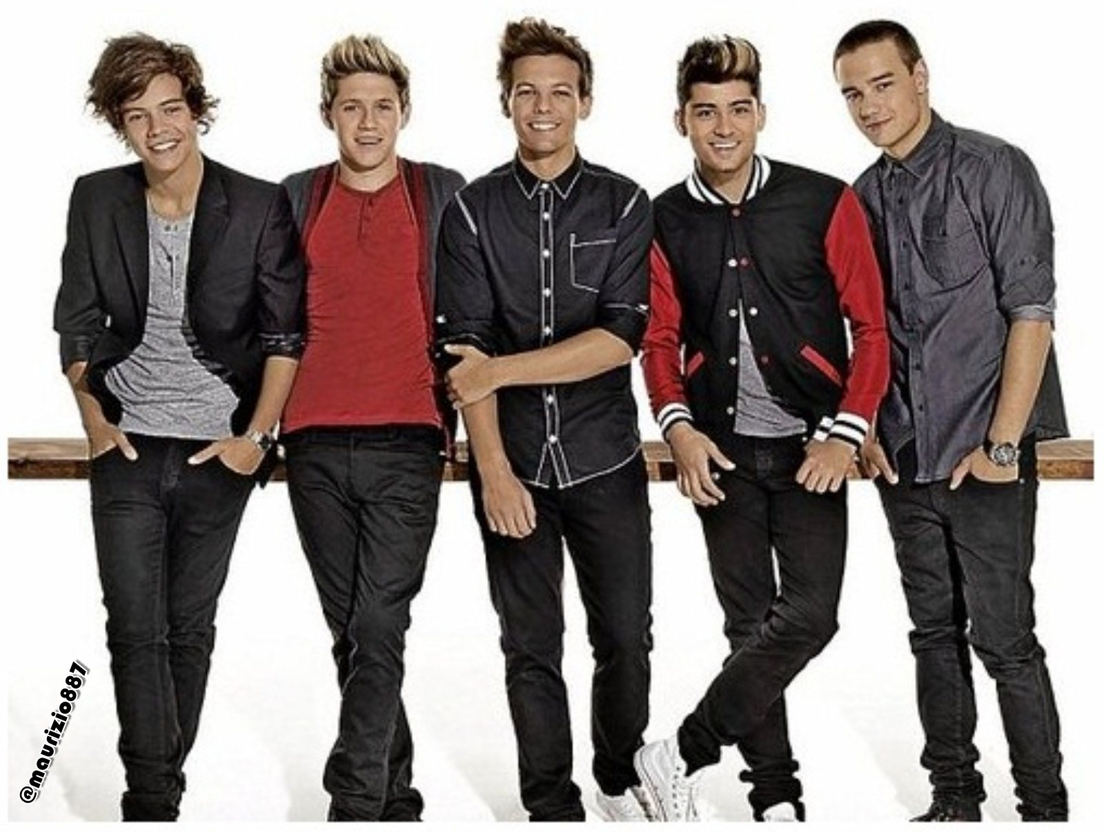 One Direction one direction, 2012