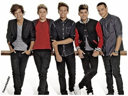 One Direction wallpaper titled one direction, 2012