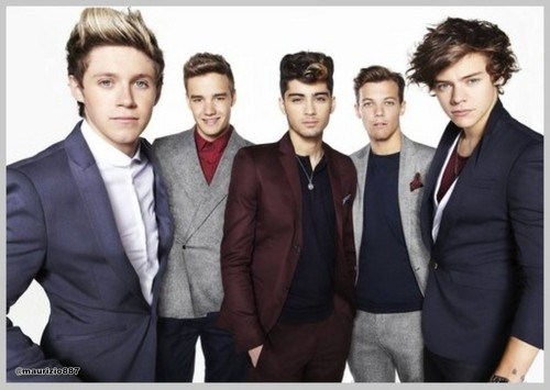 one direction,Cosmopolitan, 2012