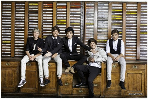 one direction,'Take Me Home' Photoshoot, 2012