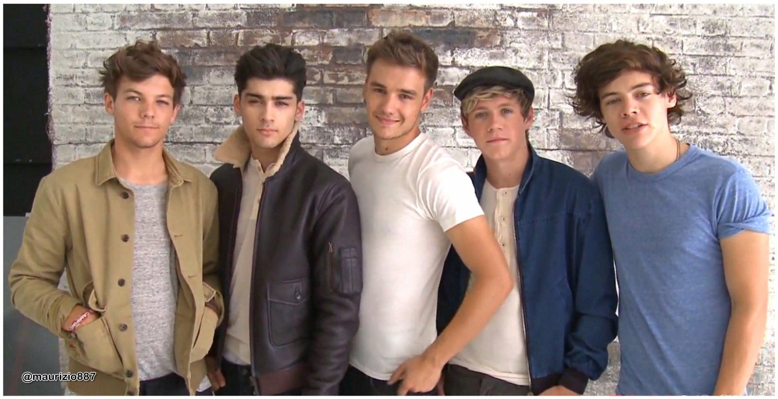 one direction,Teen Vogue, 2012