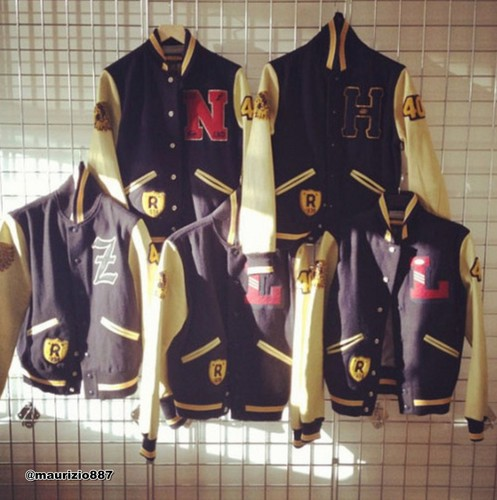 one direction,jackets from their Vogue photoshoot