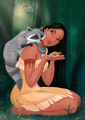pocahontas - pocahontas fan art