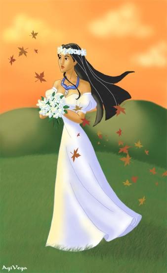 pocahontas - Pocahontas Fan Art (32767054) - Fanpop