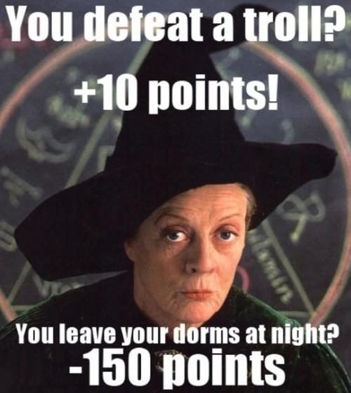 Harry Potter Funny Memes Clean : She needs to sort out her priorities professor