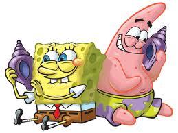 spongebob&patrick