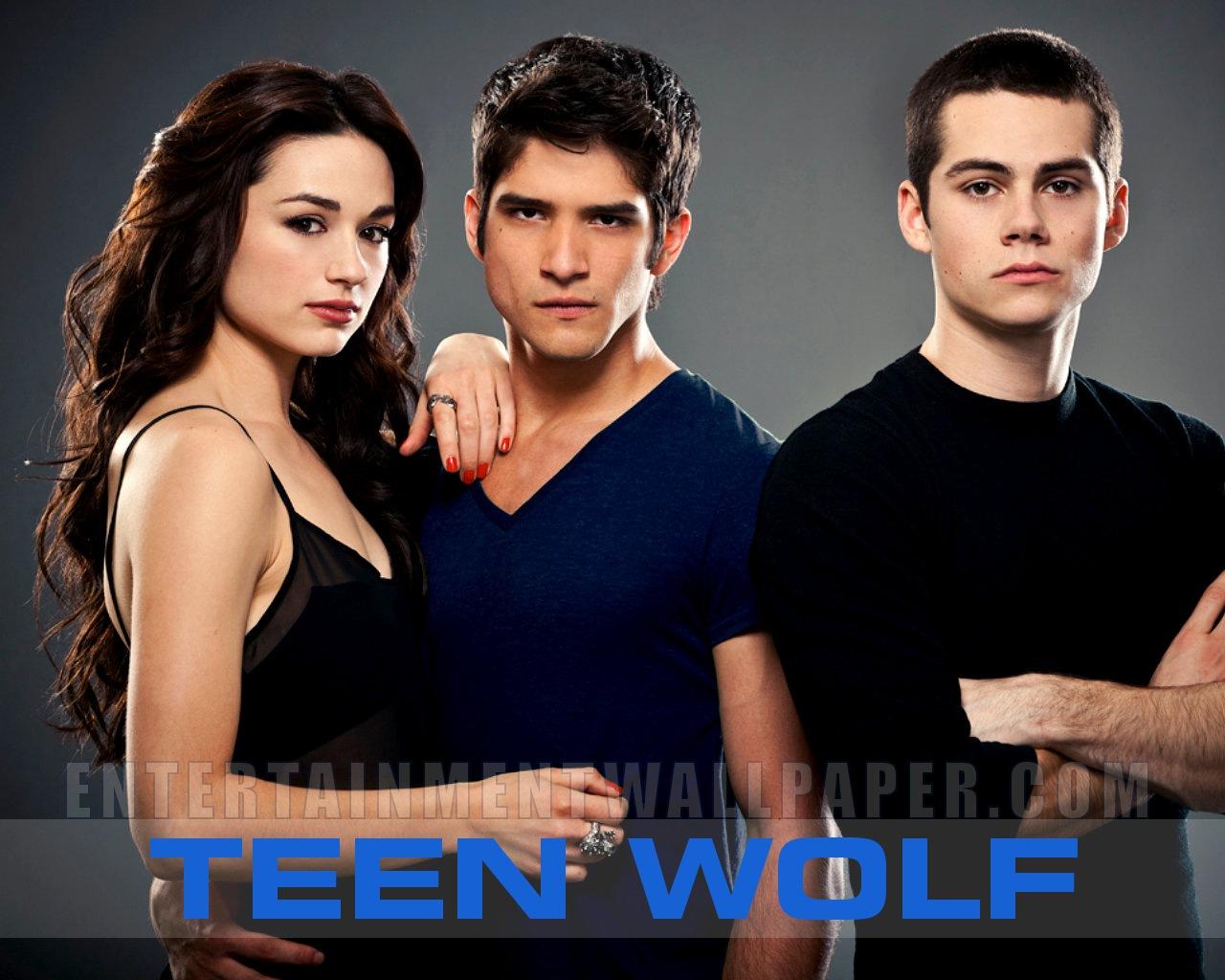 teen lobo - teen lobo wallpaper