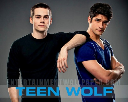 Teen Wolf wallpaper probably containing a portrait titled teen wolf