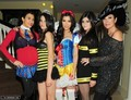 the old holloween  costumes of the kardashians - keeping-up-with-the-kardashians photo