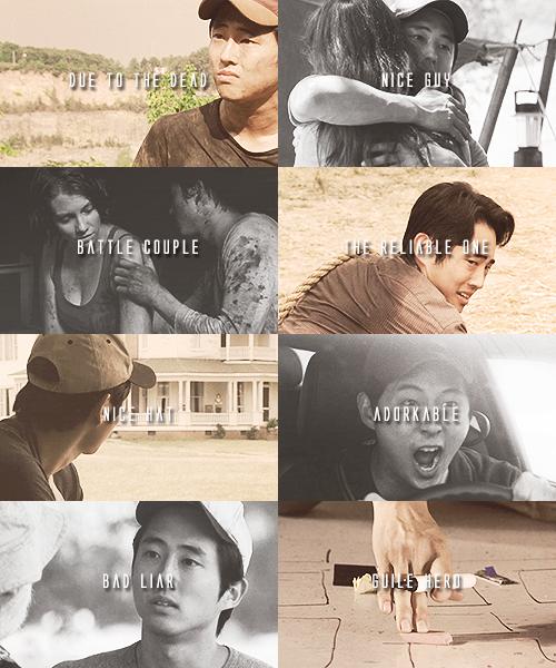 The Walking Dead Character Tropes » Glenn Rhee