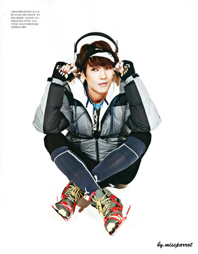 (121119) Lee Joon @ Nylon Puma - December
