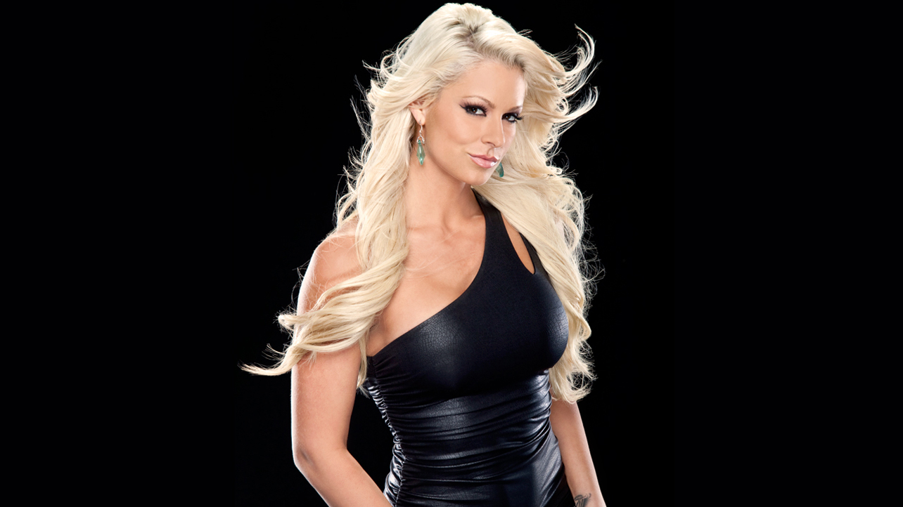 Can not Sexy wwe diva maryse aside! opinion