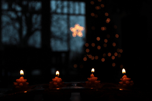 ★ Weihnachten candles ☆