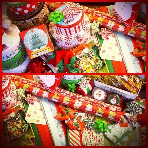 ★ pasko wrappings ☆