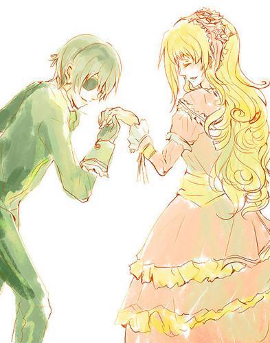 ❣ ~ Ciel and Elizabeth ~ ❣