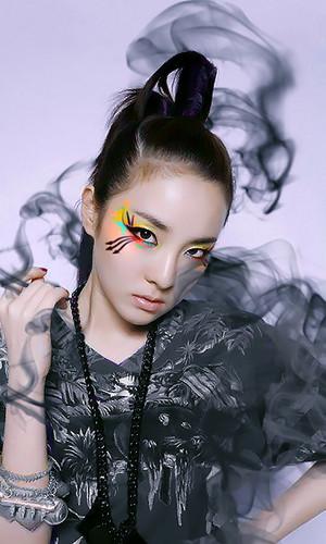 Sandara Park fond d'écran called ♥Dara♥