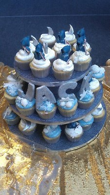 Rise of the guardians ★ dreamworks rise of the guardians cupcakes
