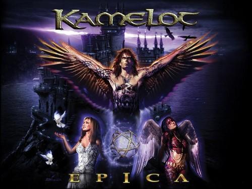 """""""Epica"""" Official Album Cover"""