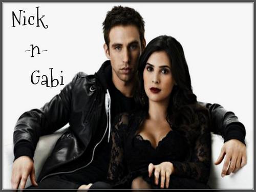 ★ Gabi & Nick ☆