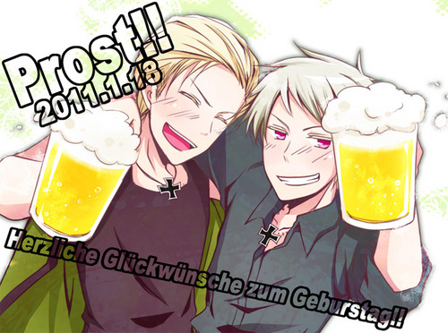 ~Germany and Prussia~