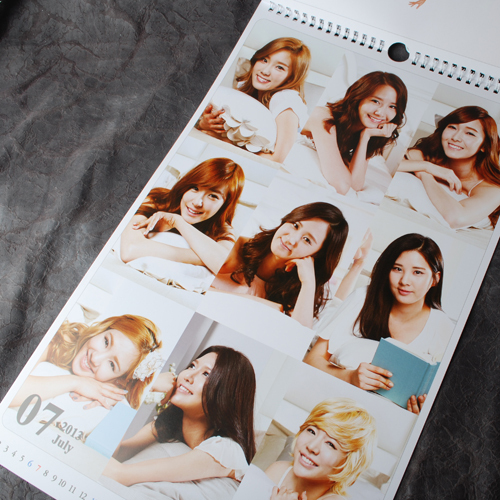 Girl's Generation - 2013 Calendar - girls-generation-snsd Photo