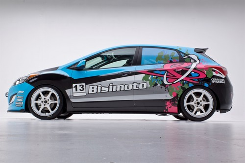 HYUNDAI ELANTRA GT por BISIMOTO ENGINEERING