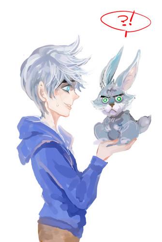 ★ Jack & Bunnymund ☆