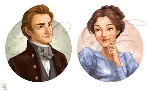 Jane Austen's Couples