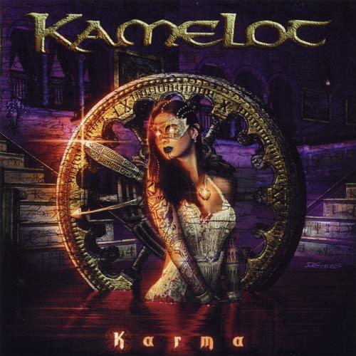 """""""Karma"""" Official Album Cover"""