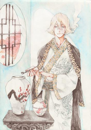 ~Kisuke Urahara~