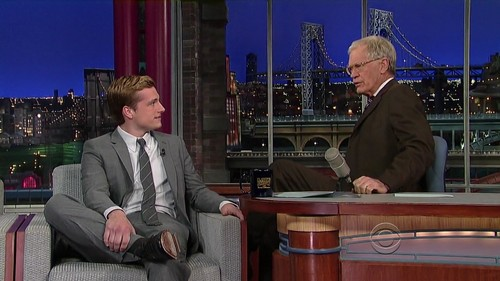 Late Show with David Letterman - Screencaptures [HQ]