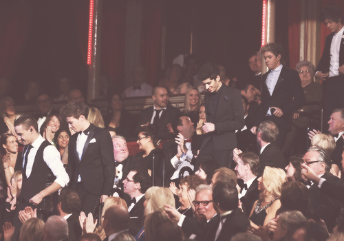One Direction at the Bambi Awards in Germany
