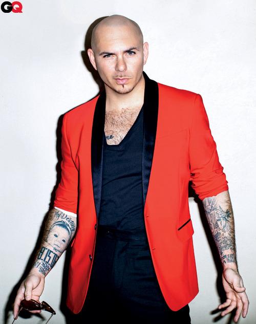 Pitbull rapper ★ pitbull ☆