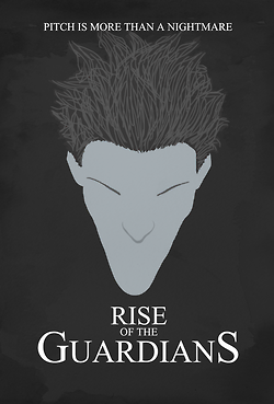 Rise of the Guardians wallpaper probably with anime called ★ RotG minimalist poster ☆