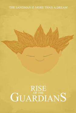 ★ RotG minimalist poster ☆