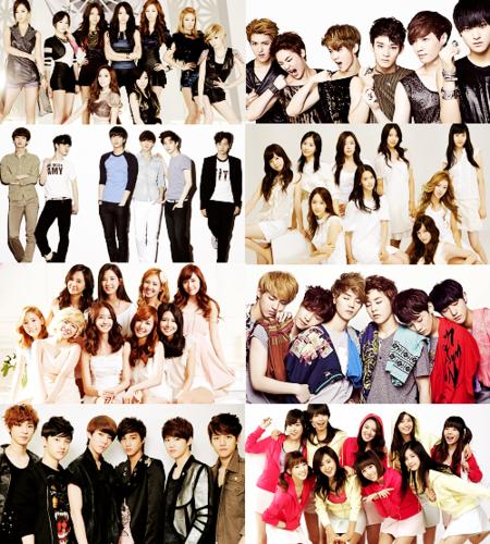 ♥SNSD&EXO♥